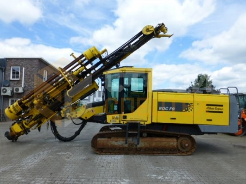 Буровая машина Atlas Copco ROC F9CR10 б/у