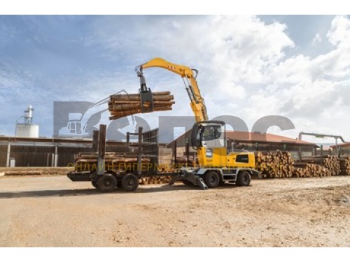 LH 35 M Timber Litronic
